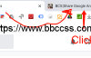 Tab Focus:Click on the tab to return to the site