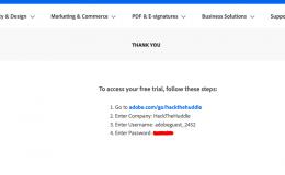 Apply For Adobe Analytics Demo Account